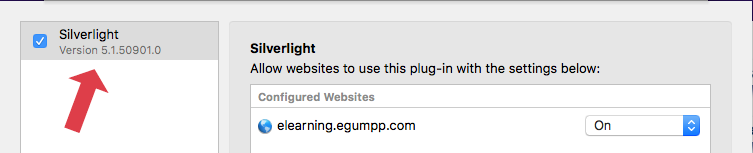 EGUMPP - Student Portal